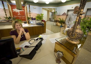 Young Living Essential Oils corporate office