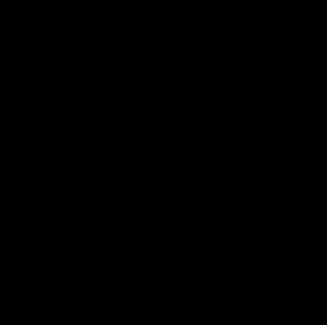 "yin yang symbol - a circle with a white swoop with a black ""eye"" embraced by a black swoop with a white ""eye"