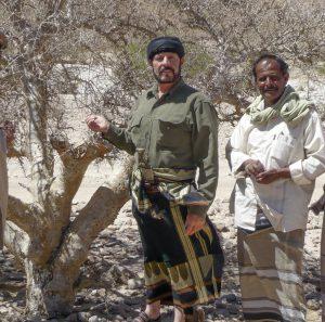 Gary in Yemen