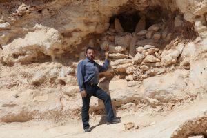 Gary Young at Wadi Anhur